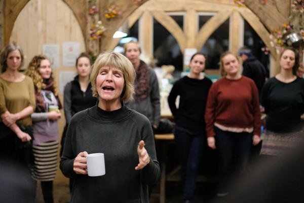embercombe choir
